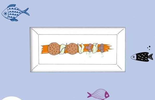 American Fish Starter - tenuta melofioccolo