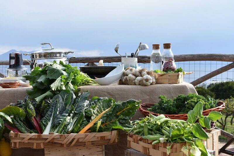 Tenuta melofioccolo verdure frutta