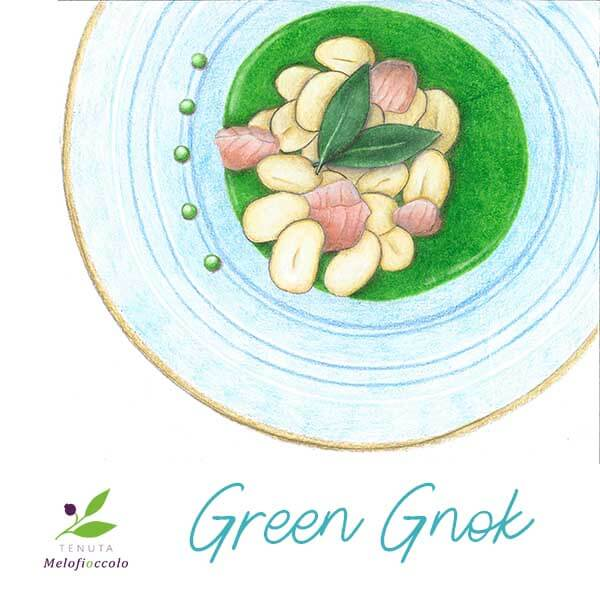 Green Gnok Tenuta Melofioccolo napoli