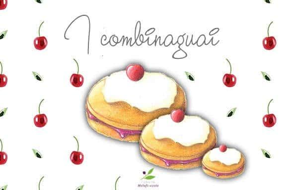 i combinaguai biscotti ricetta tenuta melofioccolo