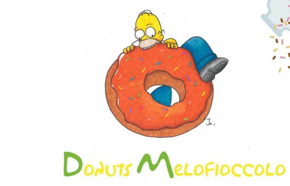 ricetta donuts tenuta melofioccolo napoli posillipo