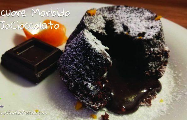 Ricetta tortino al cioccolato con cuore morbido tenuta melofioccolo napoli
