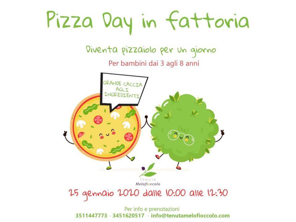 pizza day tenuta melofioccolo evento napoli