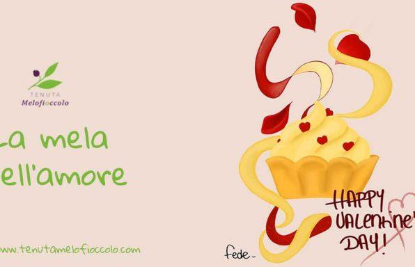 La mela dell amore tenuta melofioccolo
