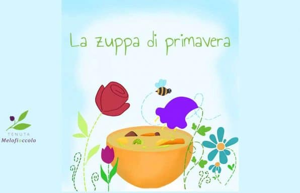 zuppa di primavera tenuta melofioccolo napoli